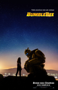 Bumblebee - Poster / Capa / Cartaz - Oficial 4
