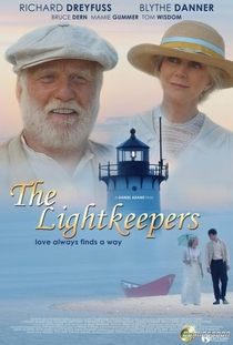 The Lightkeepers - Poster / Capa / Cartaz - Oficial 1