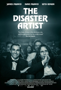 Artista do Desastre - Poster / Capa / Cartaz - Oficial 2