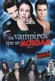 Os Vampiros que se Mordam - Poster / Capa / Cartaz - Oficial 4