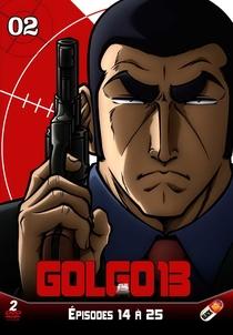 Golgo 13 - Poster / Capa / Cartaz - Oficial 4