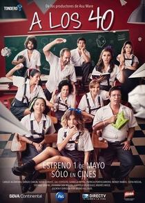 Aos 40 - Poster / Capa / Cartaz - Oficial 1