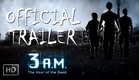 3 A.M. Official Theatrical Trailer | Ranvijay Singh | Anindita Nayar