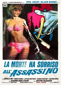 Death Smiled at Murder - Poster / Capa / Cartaz - Oficial 1