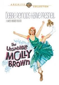 A Inconquistável Molly Brown - Poster / Capa / Cartaz - Oficial 3