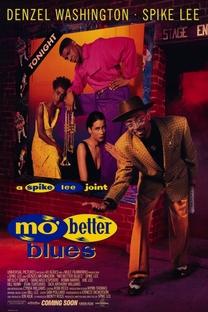 Mais e Melhores Blues - Poster / Capa / Cartaz - Oficial 4