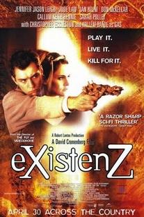 eXistenZ - Poster / Capa / Cartaz - Oficial 7
