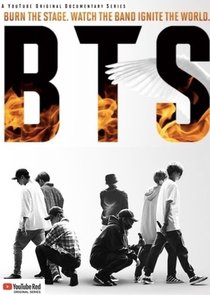 BTS: Burn The Stage - Poster / Capa / Cartaz - Oficial 2