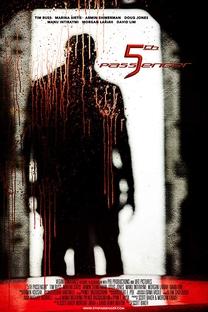 O Quinto Passageiro - Poster / Capa / Cartaz - Oficial 4