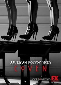 American Horror Story: Coven (3ª Temporada) - Poster / Capa / Cartaz - Oficial 4
