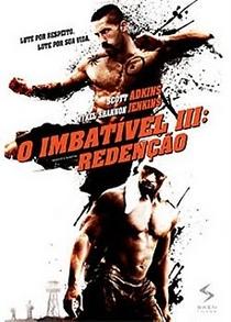 O Imbatível III - A Redenção - Poster / Capa / Cartaz - Oficial 1