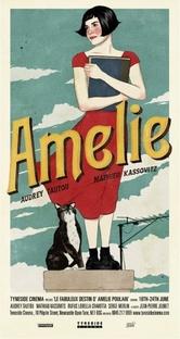 O Fabuloso Destino de Amélie Poulain - Poster / Capa / Cartaz - Oficial 4
