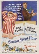 Romance de Minha Vida (Susan Slept Here)