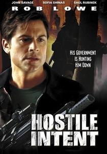 Intenção Hostil - Poster / Capa / Cartaz - Oficial 1