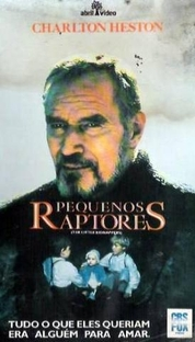 Pequenos Raptores - Poster / Capa / Cartaz - Oficial 2