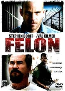 Felon - Poster / Capa / Cartaz - Oficial 1