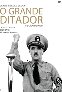 O Grande Ditador - Poster / Capa / Cartaz - Oficial 6