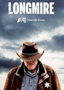 Longmire: O Xerife (1ª Temporada) - Poster / Capa / Cartaz - Oficial 1