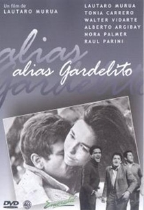 Alias Gardelito - Poster / Capa / Cartaz - Oficial 1