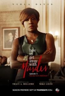 How to Get Away with Murder (2ª Temporada) - Poster / Capa / Cartaz - Oficial 4