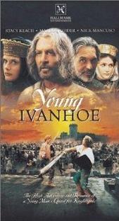 Ivanhoé - A Primeira Batalha - Poster / Capa / Cartaz - Oficial 1