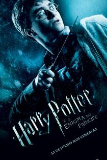 Harry Potter e o Enigma do Príncipe - Poster / Capa / Cartaz - Oficial 30