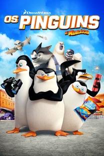Os Pinguins de Madagascar - Poster / Capa / Cartaz - Oficial 11