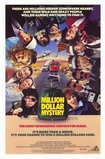 O Mistério de Milhões de Dólares - Poster / Capa / Cartaz - Oficial 1