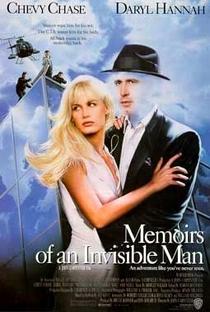 Memórias de um Homem Invisível - Poster / Capa / Cartaz - Oficial 1