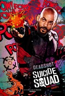 Esquadrão Suicida - Poster / Capa / Cartaz - Oficial 52