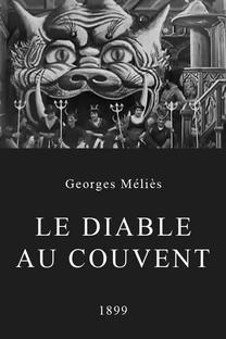 Le Diable Au Couvent - Poster / Capa / Cartaz - Oficial 1