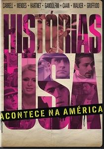 História USA: Acontece na América - Poster / Capa / Cartaz - Oficial 1