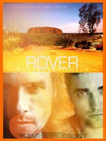 The Rover - A Caçada - Poster / Capa / Cartaz - Oficial 8