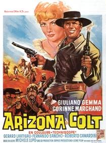 Arizona Colt - Poster / Capa / Cartaz - Oficial 1