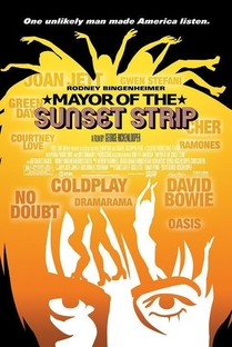 Mayor of the Sunset Strip - Poster / Capa / Cartaz - Oficial 1