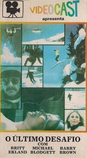 O Último Desafio - Poster / Capa / Cartaz - Oficial 1