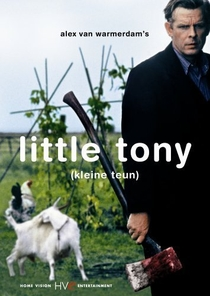 O Pequeno Tony - Poster / Capa / Cartaz - Oficial 1