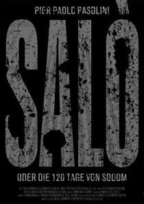 Saló: Os 120 dias de Sodoma - Poster / Capa / Cartaz - Oficial 13
