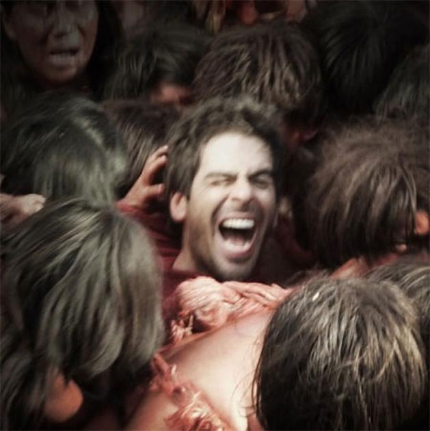 Primeira Imagen de The Green Inferno, de Eli Roth
