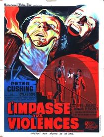 O Monstro da Morgue Sinistra - Poster / Capa / Cartaz - Oficial 8