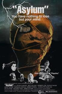 Asilo Sinistro - Poster / Capa / Cartaz - Oficial 1