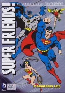 Super Amigos - 5ª Temporada (Um Destino Perigoso) - Poster / Capa / Cartaz - Oficial 1
