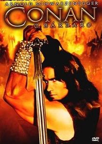 Conan, o Bárbaro - Poster / Capa / Cartaz - Oficial 3