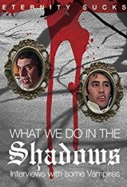 What We Do in the Shadows: Interviews with Some Vampires - Poster / Capa / Cartaz - Oficial 1