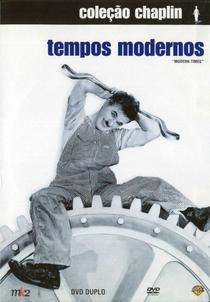 Tempos Modernos - Poster / Capa / Cartaz - Oficial 15