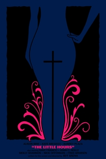 The Little Hours: A Comédia dos Pecados - Poster / Capa / Cartaz - Oficial 3