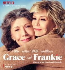 Grace and Frankie (2ª Temporada) - Poster / Capa / Cartaz - Oficial 3