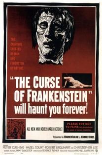 A Maldição de Frankenstein - Poster / Capa / Cartaz - Oficial 3