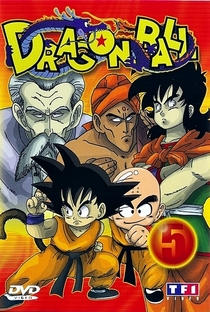 Dragon Ball (1ª Temporada) - Poster / Capa / Cartaz - Oficial 15
