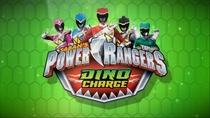 Power Rangers:  Dino Charge - Poster / Capa / Cartaz - Oficial 2